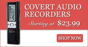 AudioRecorders